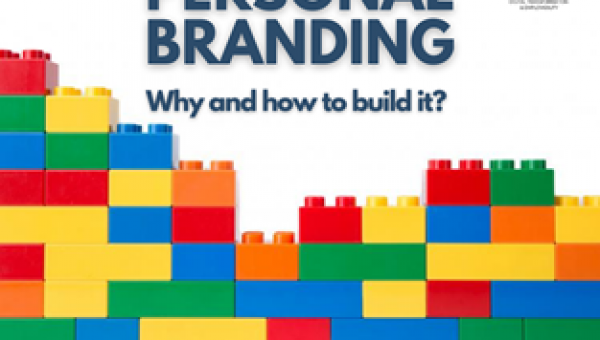 Personal branding. Why and how to build it? | Univeristy of IASI Online Webinar 21/12, 13:00 (CET)